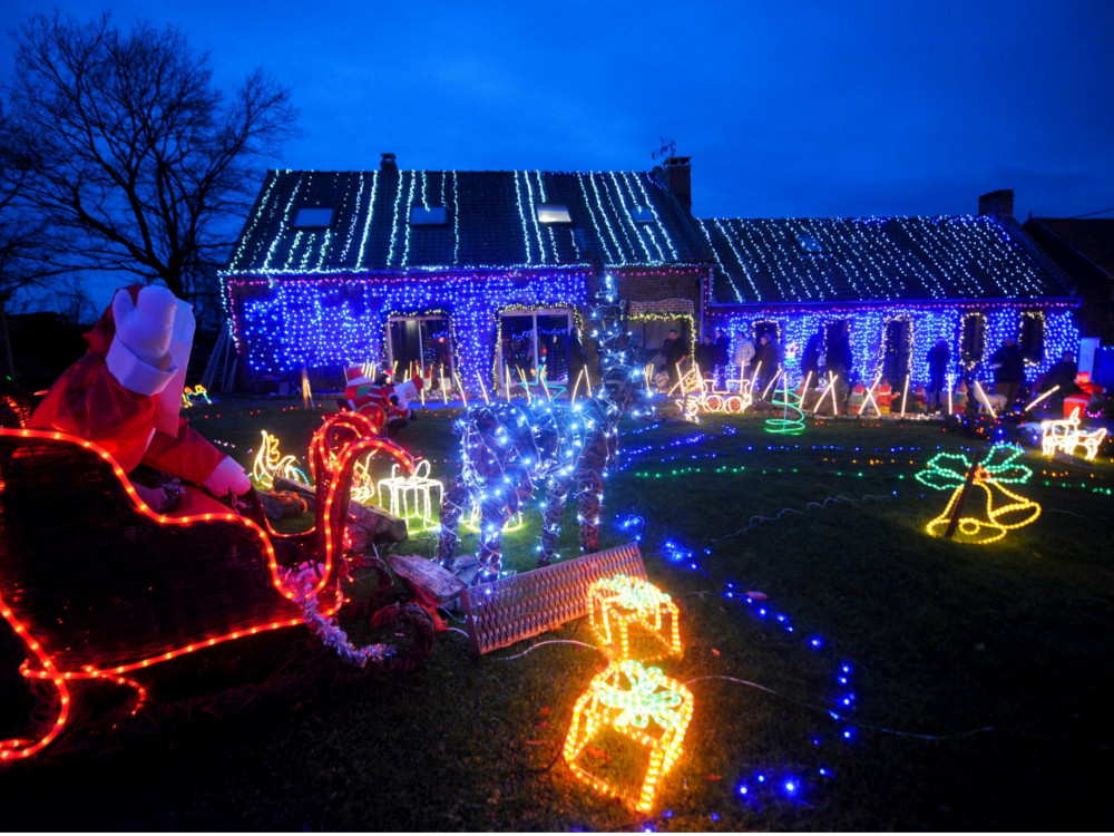 Illuminazione natalizia in provincia di cuneo iscobe i nostri